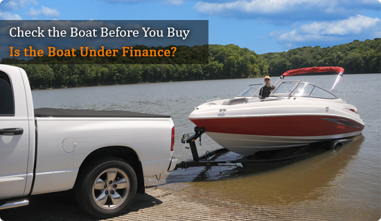Check the Boat Before You Buy